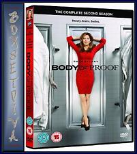 BODY OF PROOF - COMPLETE SEASON 2 *** BRAND NEW DVD  ***