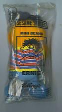 ERNIE SESAME STREET Mini Beans KELLOGG NEW cereal toy figure