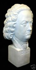 Bach Bust Statue Music Composer classical Sculpture