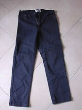 Stooker Stretch Jeans Gr. 29 schwarz