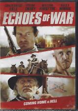 DVD:   ECHOES OF WAR,,,,,JAMES BADGE DALE-ETHAN EMBRY-MAIKA MONROE.....NEW