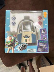 1996 Toy Story Buzz Light Year Space Explorer Spaceship~ThinkWay~Disney