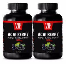 Acai berry pure - ACAI BERRY 1200 SUPER ANTIOXIDANT - Immune system support, 2B