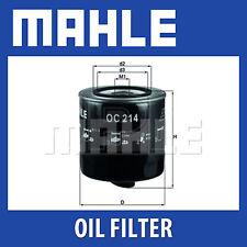 Mahle Oil Filter OC214 - Fits Audi, VW - Genuine Part