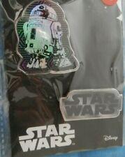 Star Wars-Episodio VII señores logo T-Shirt-c3po r2d2 bb8 droides S-XL gris