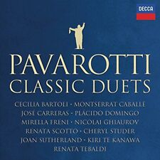 Luciano Pavarotti - Classic Duets [New CD]