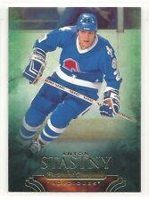 2011-12 Parkhurst Champions - #62 - Anton Stastny - Quebec Nordiques