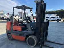 Toyota Fgc35 7820lbs capacity forklift