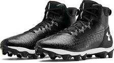 Under Armour Boys Hammer Mid RM Football Cleats Black 3y 3022174-001