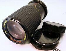 Bell & Howell 80-200mm f4.5 manual focus for Pentax K PK M mount K1000