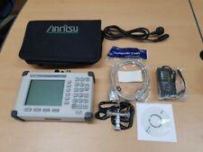 Anritsu SiteMaster S332D Cable / Antenna & Spectrum Analyzer