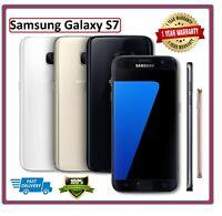 Samsung Galaxy S7 SM-G930 - 32GB Unlocked SIM FREE 4G Smartphone Mobile Phone