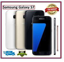 Samsung Galaxy s7 sm-g930 32gb 4g entsperrt Sim Free SmartPhone Gold-Klasse A
