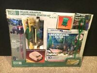 Vintage  PENN-PLAX- NOS- Fish Tank Aquarium-Deluxe Kit-FREE SHIPPING