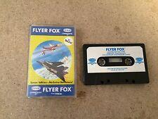 * jeu Commodore 64 rare * Flyer Fox * C64