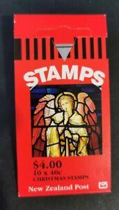 N. Zealand 1995 Christmas  $4 booklet MUH