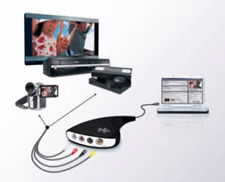DAZZLE VIDEO CREATOR PLATINUM USB Streaming Video Gaming Capture VHS Converter