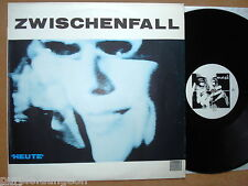 "ZWISCHENFALL – Heute   12""  Maxi   Mask Music – MASK 101  MASK 002"