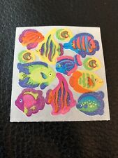 Sandylion Vintage stickers - Tropical Fish
