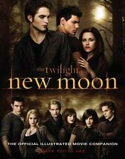 The Twilight Saga: New Moon--The Official Illustrated Movie Companion by Vaz, M
