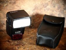 Canon 430 EX Flash Unit - Excellent+