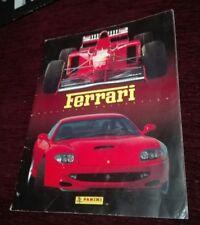 FERRARI Album Panini 1997