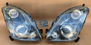 Suzuki SWIFT ZC31S HID HEADLIGHTS LAMPS set HCR-544 Stanley P5450 oem jdm used