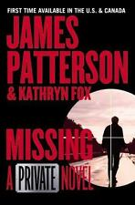 Private: Missing 12 by James Patterson and Kathryn Fox (2016, Paperback)