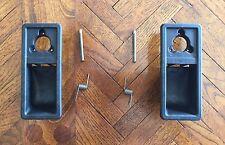 DETOMASO PANTERA 71-74 PARTS:   EXTERIOR DOOR TUBS, SPRINGS AND PINS