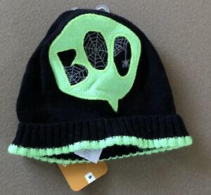 Gymboree BOO Halloween Beanie Hat