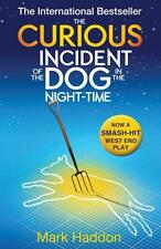 The Curious Incident of the Dog In the Night-time, Haddon, Mark | Paperback Book