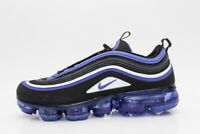 Nike Air Vapormax 97 GS Black Persian Violet White BV1153 001 Size 5Y/ 6.5 Women