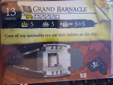 Wizkids Pirates of the Caribbean #004 Grand Barnacle Pocketmodel Csg