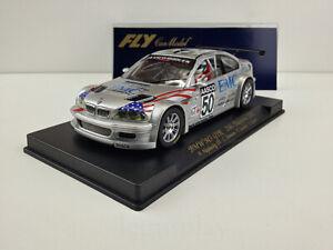 Slot Car Scx Scalextric Fly 88009 BMW M3 GTR 24h. Daytona 2002 A-285