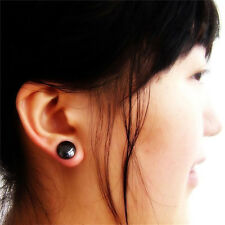 1x Auricular Bio-Magnetic Therapy Earring Stud for Slimming-Weight Loss-Vision