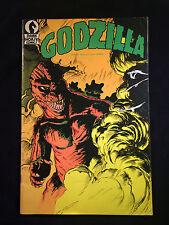 Godzilla Comic Book - Dark Horse Comics Limited Series #6 (of 6) January 1989