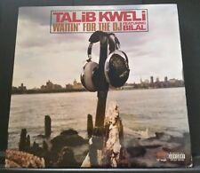 """TALIB KWELI + BILAL - WAITIN' FOR THE DJ/MONSOON RAP (12"""")  2003  EX ♫"""