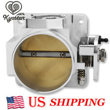 Performance Billet 75mm Throttle Body for 86-93 Ford Mustang GT Cobra LX 5.0 New