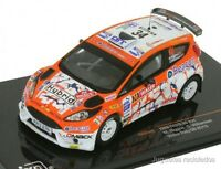 IXO MODELS FORD FIESTA R5 Higgins RAM542 Wales Rally GB 2013 DIECAST