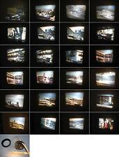 8 mm Film Privat 1975.Schwarzwald,Schluchsee und Ortschaft,Straßen-Antique Film