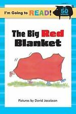 I'm Going to Read (Level 1): The Big Red Blanket (I'm Going to Read Se-ExLibrary