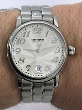 MONTBLANC 7042 MEISTERSTUCK AUTOMATIC MENS 36mm EXELLENT CONDITION SWISS MADE