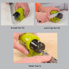 Speedy Sharp Electric Kitchen Knife Blades Sharpener Motorised Blade Tool FR