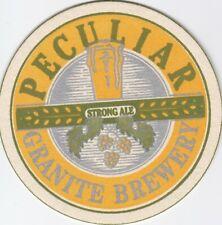 beer coaster GRANITE BREWERY
