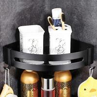 1 Tier Shower Caddy Shelf Bathroom Bath Corner Storage Holder Organizer Rack