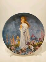 """Reco Collector Plate """" Twinkle, Twinkle, Little Star"""" By John McClelland 1988s"""