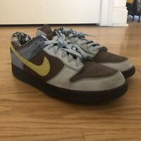 *RARE* Nike Dunk Low Premium Bison/Celery/Barely Blue 307696-231