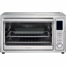 KRUPS  Deluxe Convection Toaster Oven, Stainless Steel OK710D51 - Brand New