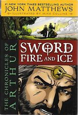 SWORD OF FIRE AND ICE Hardcover
