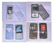 Crystal Hard Case/ Cover for Many Sony Ericsson Different Phone Model